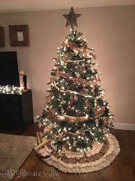 my as a mrs our rustic glam tree balsam hill review