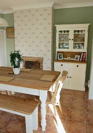 wallpaper in dining room this little house the dining room daisychains u0026 dreamers