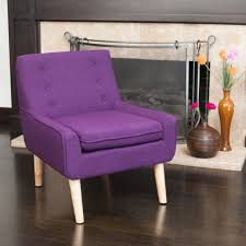 Purple Armchair Modern Purple Chair Decorate A Small Room With A Big Purple