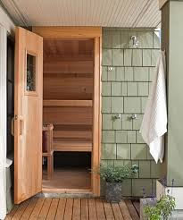 Outdoors Shower - get the perfect outdoor shower for summer windermere blog