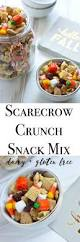 Halloween Snack Mix Recipes Making It Milk Free Scarecrow Crunch Trail Mix Dairy Gluten Free