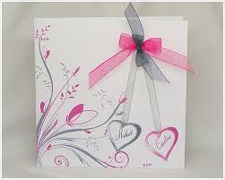 mariage gris que faire faire part mariage gris fushia modèle de lettre