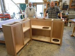 how to building a kitchen island with cabinets hgtv to build
