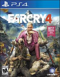 amazon ps4 games black friday amazon com far cry 4 playstation 4 video games