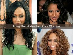 black women long hairstyles different black long hairstyles for