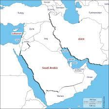 Lebanon World Map by Saudi Arabia Halts Military Aid To Lebanon For Siding With Iran