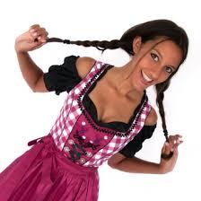 Oktoberfest Frisuren Lange Haare Einfach by Oktoberfest Frisuren Zum Selbermachen Für Wiesn Dirndl