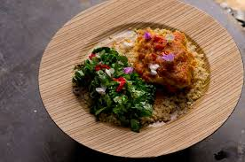 safran cuisine cod cooked in turmeric and tomato morue au safran et tomate