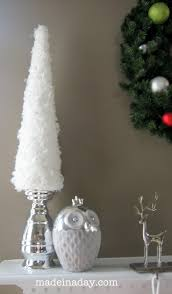 167 best christmas in white images on pinterest holiday decor