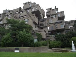 pictures thoughts and comments montreal habitat 67