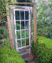 Garden Gate Garden Ideas Attractive Door Garden Decor 14 Diy Ideas For Your Garden