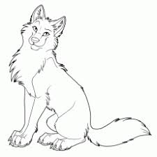 wolf face coloring page 14 pics of cute anime wolf coloring pages anime wolves coloring
