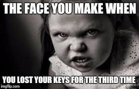 Lost Keys Meme - i did it again imgflip