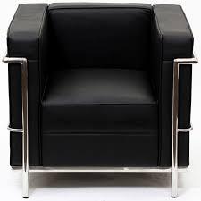 le designer le corbusier style lc2 petit armchair colors materials