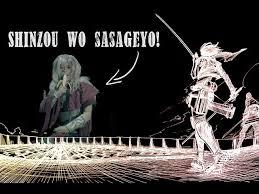 Seeking Vietsub Vietsub Shinzou Wo Sasageyo Revo Linked Horizon Shingeki