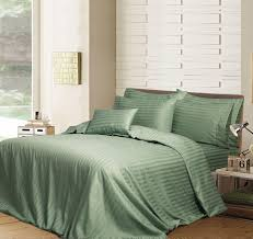 bedroom green 1000 thread count egyptian cotton sheets with green
