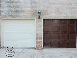 Design Ideas For Garage Door Makeover Garage Door Makeover Ideas In Awesome Inspirational Home Designing