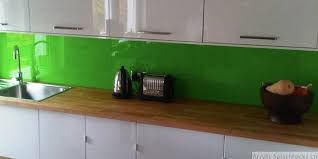 Acrylic Splashbacks And Upstands For Kitchens And Bathrooms - Acrylic backsplash