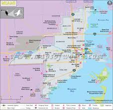 map usa florida miami map map of miami miami florida map