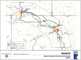 Mn Dot Traffic Map In Defense Of The Elk Run Interchange Streets Mn