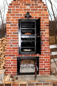 captivating 1 homemade block smokers plans brick smoker homepeek