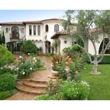 i like this color scheme for the exterior paint colors spanish