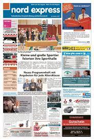 Raiba Bad Bramstedt Nord Express Segeberg By Nordexpress Online De Issuu