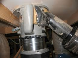 router table dust collection router table dust bucket woodworking talk woodworkers forum