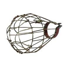 decorative light bulb covers decorative diy america industrial l guard cage transformable net