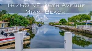 Barnes International Miami Villa à Vendre Miami Beach Floride 2 500 000 Youtube