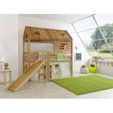chambre enfant toboggan les 53 meilleures images du tableau lit cabane sur