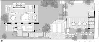 delfino lozano u0027s casa g features an elevated brick games room