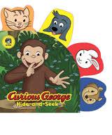 engaging curious george children u0027s board books