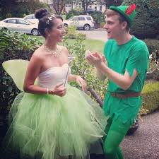 Peter Pan Halloween Costumes Adults Image Result Peter Pan Tinkerbell Couples Costumes Halloween