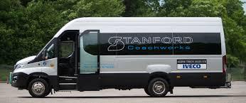 luxury minibus stanford coachworks minibus conversions
