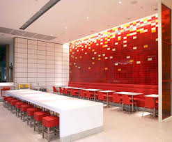 Norwich  L McDonalds Redesign A New Era For Fast Food - Fast food interior design ideas