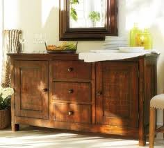 Remodelaholic How To Decorate A Buffet - Buffets for dining room