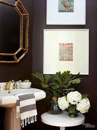 sherwin williams urbane bronze is a top colour for a dark room or