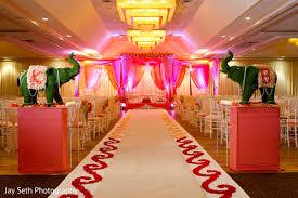 indian wedding decorators in nj mahwah nj indian wedding by seth photography maharani weddings