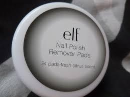 review elf nail polish remover pads u2013 chyaz
