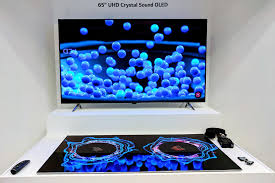 Picture Of Tv Sony U0027s Wonderful New Oled Tv Is Mostly The Work Of Lg Display