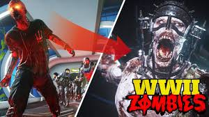 Halloween Costumes Call Duty Call Duty Ww2 Zombies Returning Features Exo Zombies