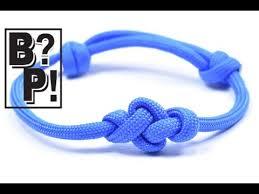 bracelet knots paracord images How to make the eternity knot bracelet bored paracord jpg