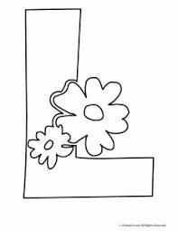 printable bubble letters flower letters woo jr kids activities