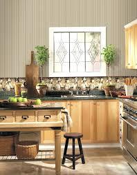 tapisserie cuisine 4 murs papier peint cuisine papier peint pour cuisine chez castorama