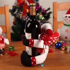 aliexpress buy santa claus snowman wine bottle