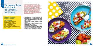 livre cuisine pour enfant recettes saines et gourmandes pour enfants récalcitrants