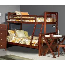 NE Kids Pulse Bunk Bed In Cherry On Sale Now The Simple Stores - Ne kids bunk beds