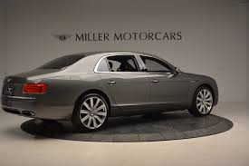 bentley silver wings 2014 bentley flying spur stock b1208a for sale near westport ct