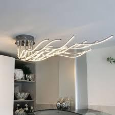 Schlafzimmer Leuchte Licht Trend Deckenleuchte Sculli Led Mit Metallarmen Online